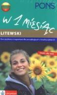 Litewski w 1 miesiąc Praca zbiorowa