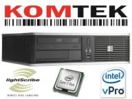 Komputer HP Core2Duo Lightscribe 2.33Ghz 2GB 80GB
