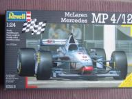 Revell - Mercedes McLaren MP 4/12.  1:24