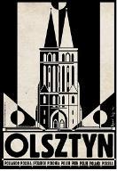 Plakat POLSKA OLSZTYN Ryszard Kaja