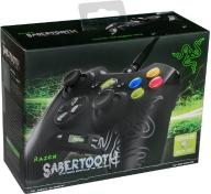 RAZER SABERTOOTH Pad Kontroler XBox 360 Gamepad