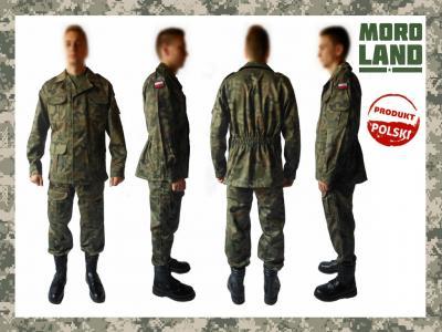 d107ddef5d214 Mundur Wojskowy Polowy US18 wz 93 Nowy 96 170 78 - 5164864373 ...