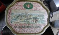 Browar Żywiec 135 lat Taca