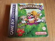WARIOLAND 4 - GAME BOY ADVANCE - KOMPLET