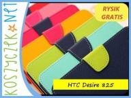 Etui Flip Portfel Książka HTC DESIRE 825 +RYSIK