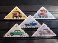 ZSRR ładna seria - samochody 1971 **