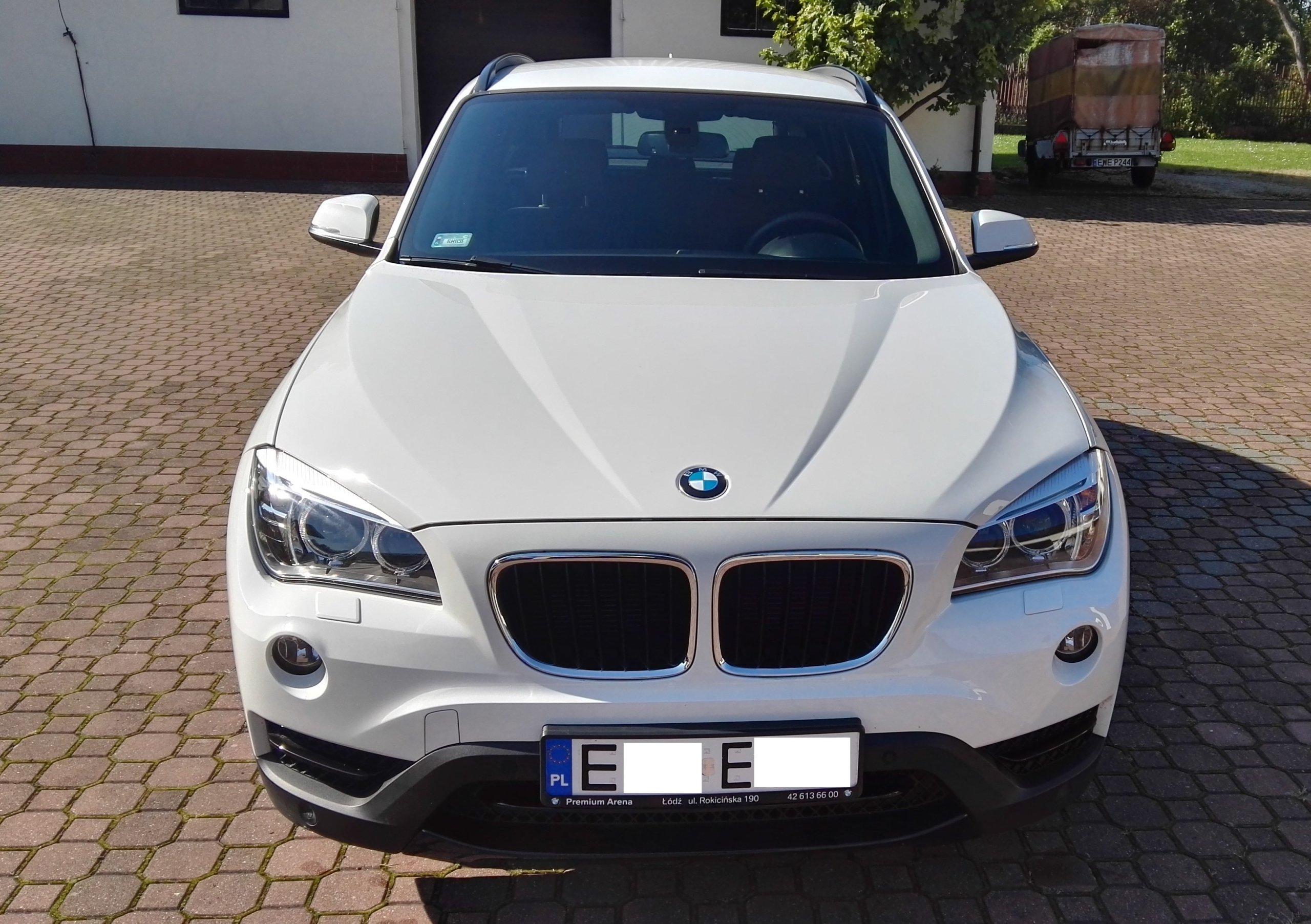 BMW X1 2.0 d XDrive Idealny stan, OKAZJA !!!