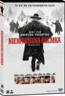 Nienawistna ósemka [DVD]