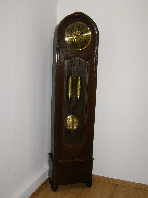 Antyczny Zegar Stojący Gustav Becker Gwarancja 7047660922