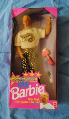 lalka BARBIE HOLLYWOOD HAIR KEN 1992 mattel