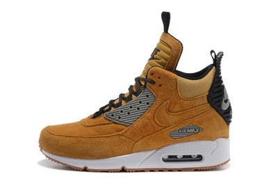 Nike air max buty zimowe 40 46 zamszowe 30% Zdjęcie na imgED