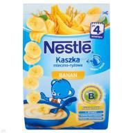 NESTLE kaszka mleczno-ryżowa 230g po 4. mies banan