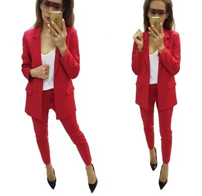 838030250226e Cocomore 42 Czerwony Spodnie Garnitur 6817090342 Marynarka Bqw6B