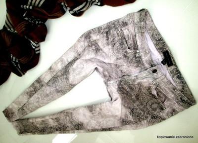 MANGO ___Rurki spodnie  jeans skinny lee___36 S