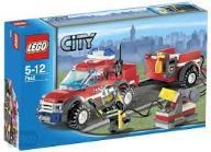 LEGO CITY Mała straż pożarna 7942 KOMPLETNE
