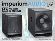 LD Systems GT SUB 18A Subwoofer aktywny PA 2000W