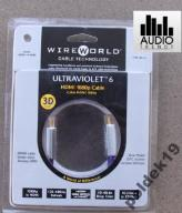 WireWorld ULTRAVIOLET 6 1m HDMI Salon AUDIOtrendt