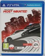 NEED FOR SPEED MOST WANTED  PL   / PS VITA