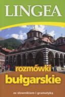 Rozmówki bułgarskie ze słonikiem i garma Lingea