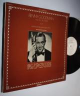 BENNY GOODMAN - NEVER BEFORE ON RECORD VOL.1   LP