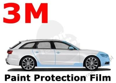 Paint Protection Film Scotchgard 3M 200um 20x140cm