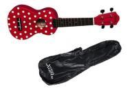 Noir NU1S Ladyburg ukulele sopranowe z pokrowcem