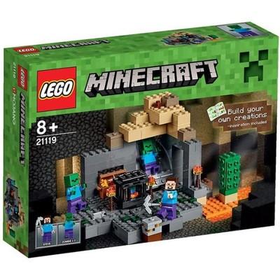 Klocki Lego Minecraft 21119 Dungeon Loch W Wa 6966073475