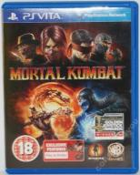 MORTAL KOMBAT  /PS VITA/