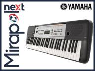 KEYBOARD YAMAHA YPT-255 + ZASILACZ + PULPIT DO NU
