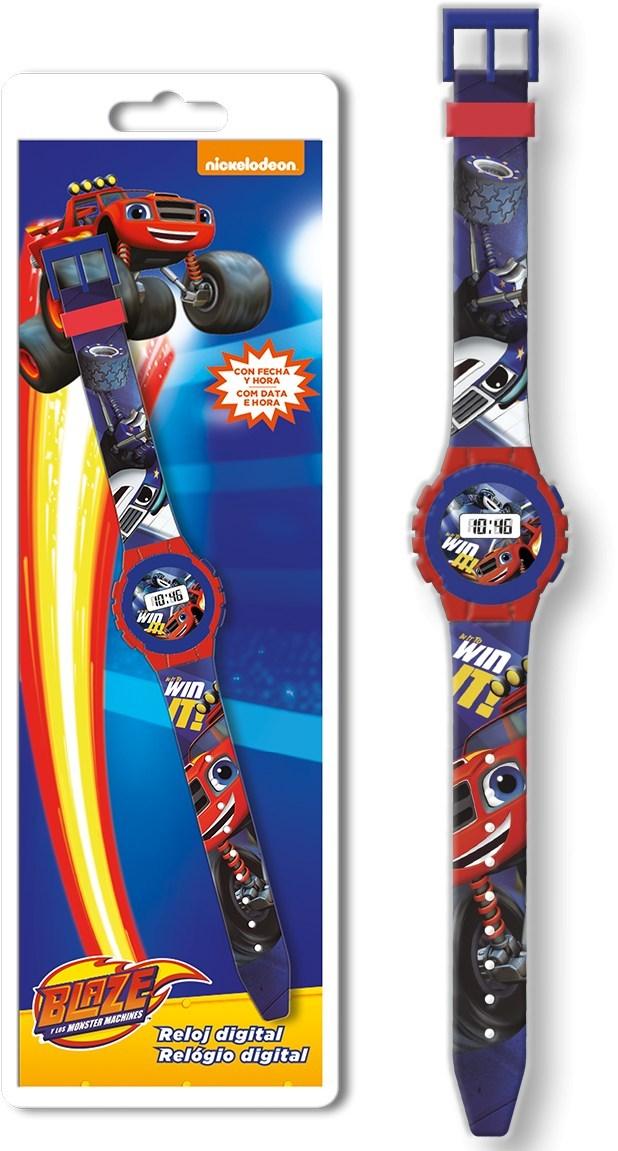 Zegarek na rękę Blaze i Mega Maszyny MEGA