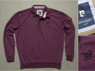 PIERRE CARDIN _ Fioletowa Bluza PREMIUM Brand __ L