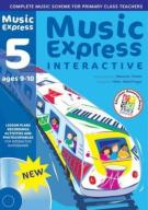 Music Express Interactive - 5 Site License Ages 9-