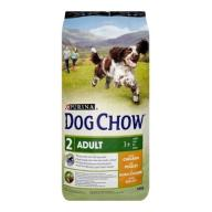 PURINA DOG CHOW Adult Chicken 2x14kg + 5x GRATIS