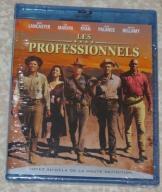 Blu-Ray: Zawodowcy (1966) The Professionals