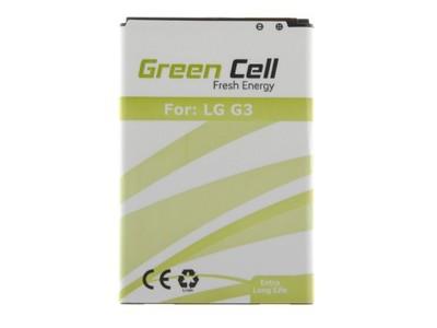 Bateria Green Cell BL-53YH do Telefonu LG G3