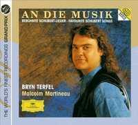 Favourite Schubert Songs Terfel Bryn Cd