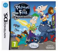 6KSS4762 PHINEAS AND FERB GRA NINTENDO DS