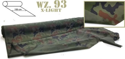 ORTALION materiał X-LIGHT wz93 PANTERA 1m/150cm