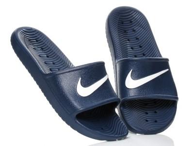 2ab52ed2df643 Klapki męskie Nike Kawa Shower 832528-400 NEW - 6779172935 ...
