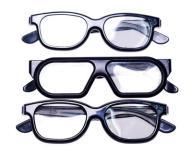 5362-47 ...REAL 3D... a#g OKULARY DO FILMOW 3D