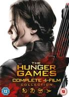 The Hunger Games - Complete Collection [DVD] [2015
