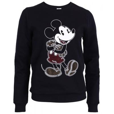 Czarna Bluza Myszka Mickey Disney 42 6682687578 Oficjalne Archiwum Allegro