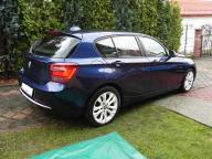 BMW 1 F20 114D 2013r. URBAN NAVI BI-XENON SKÓRA FV