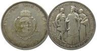 21.WĘGRY, 2 PENGO 1935 300L.UNIWERSYTETU PAZMANEGO
