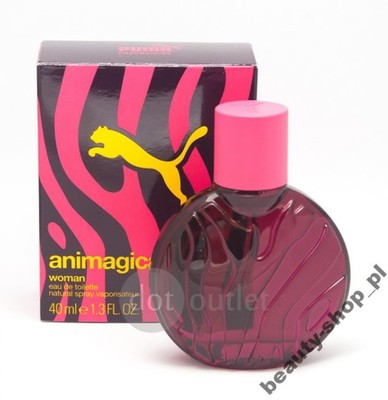 perfumy damskie puma