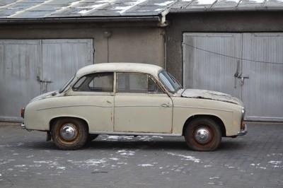 Syrena 103 104 105l Kilka Sztuk Fiat 125p 6642570399 Oficjalne Archiwum Allegro