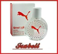 PUMA TIME TO PLAY WOMAN EDT 40ML