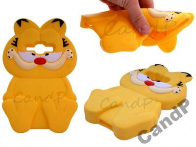 Etui Gumowe Kot Garfield Garfild Samsung Galaxy J1 6015365255
