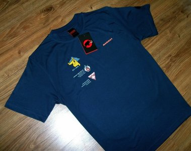 Koszulka Mammut Extreme Armour Logo Limited M 6158928543 Oficjalne Archiwum Allegro