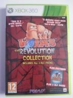WORMS REVOLUTION COLLECTION XBOX 360 SKLEP